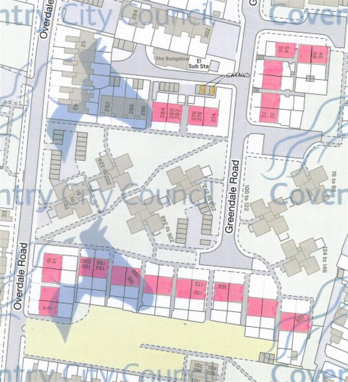 Floorplan for FREEHOLD GROUND RENT PORTFOLIO - COVENTRY