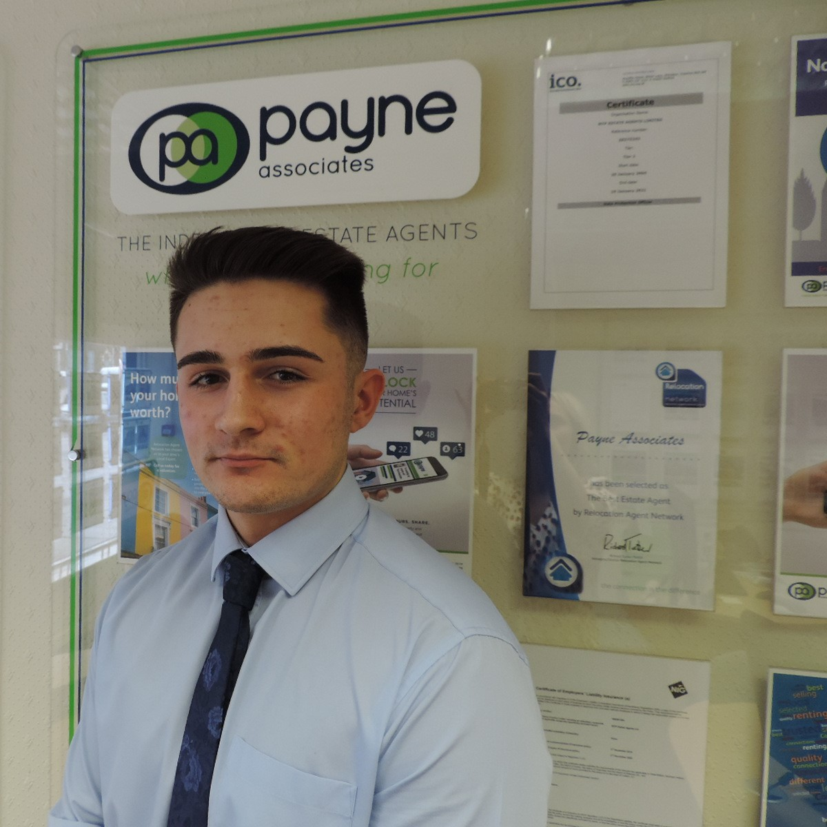 Matthew McPolin, Lettings Negotiator