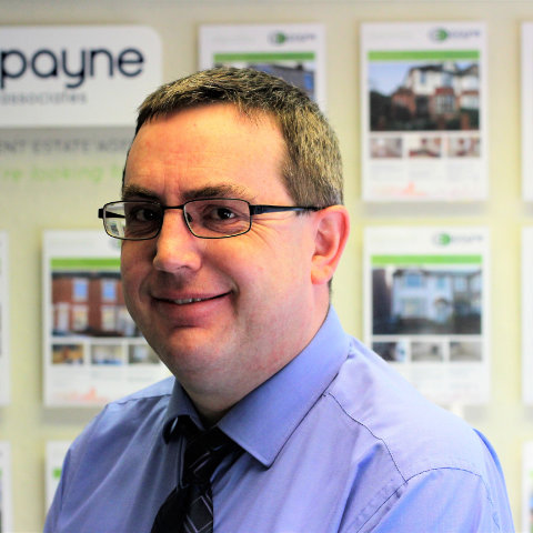 John Buckby, Lettings Manager