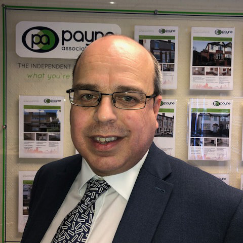 Richard  Tootall, Sales Manager